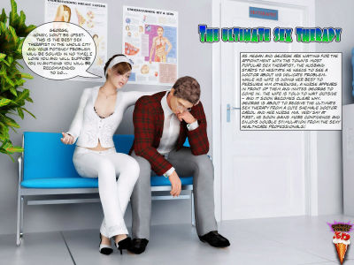 ShemaleComix3D- The Ultimate Sex Therapy