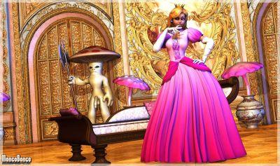 Princess Peach- Mongo Bongo