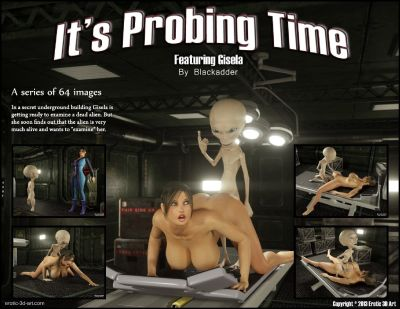 Blackadder – It's Probing Time