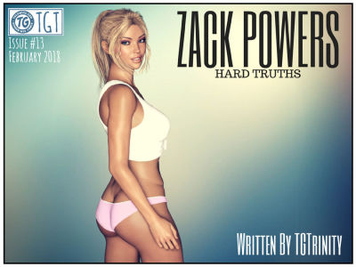 Zack Powers Issue 1-13 - part 30